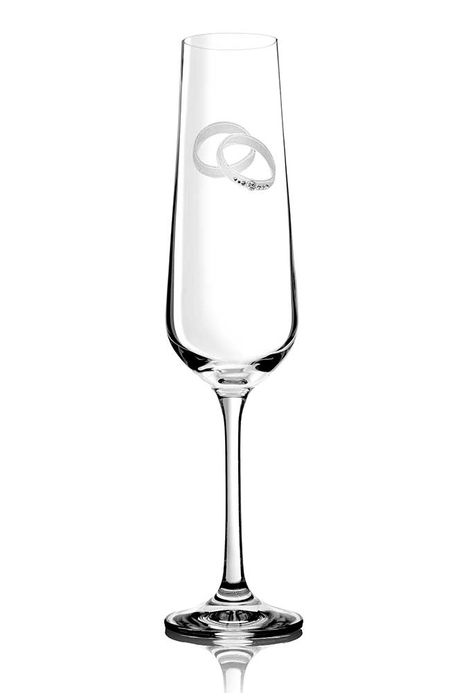 Champagne glass Allegro 200 ml
