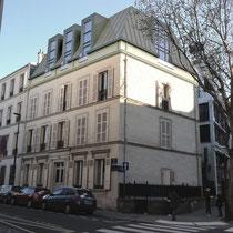 Surélévation d'un immeuble de logements à Boulogne-Billancourt (92)