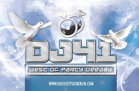 Unterhaltung Hochzeits DJ Berlin