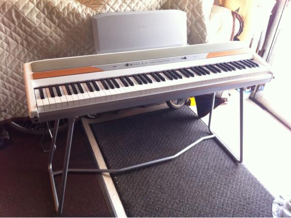 コルグ電子ピアノ
