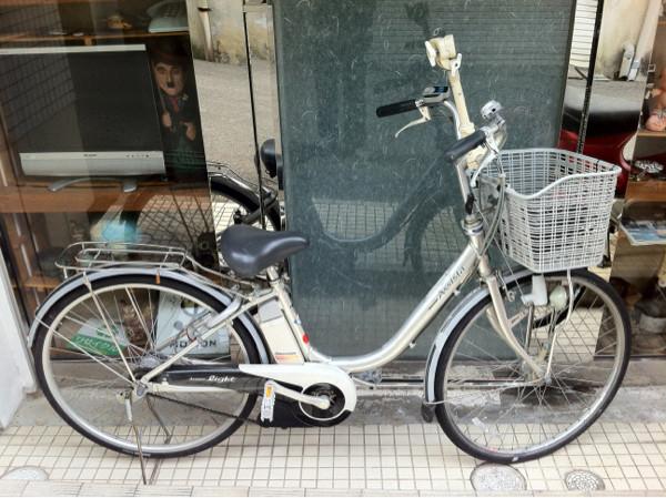 ブリジストン電動アシスト自転車
