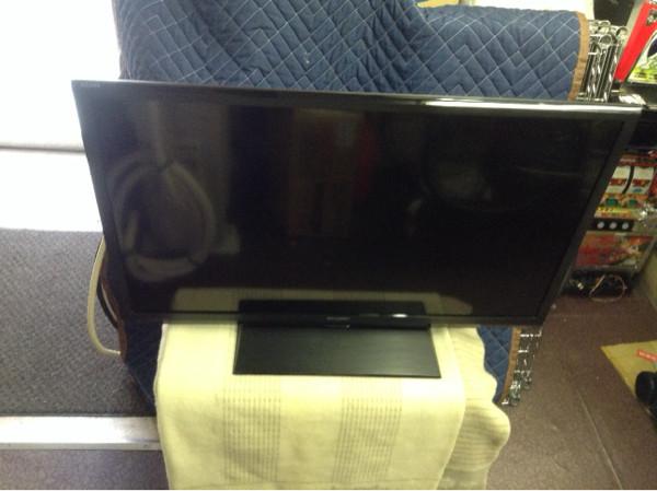 SHARP40インチ液晶テレビ