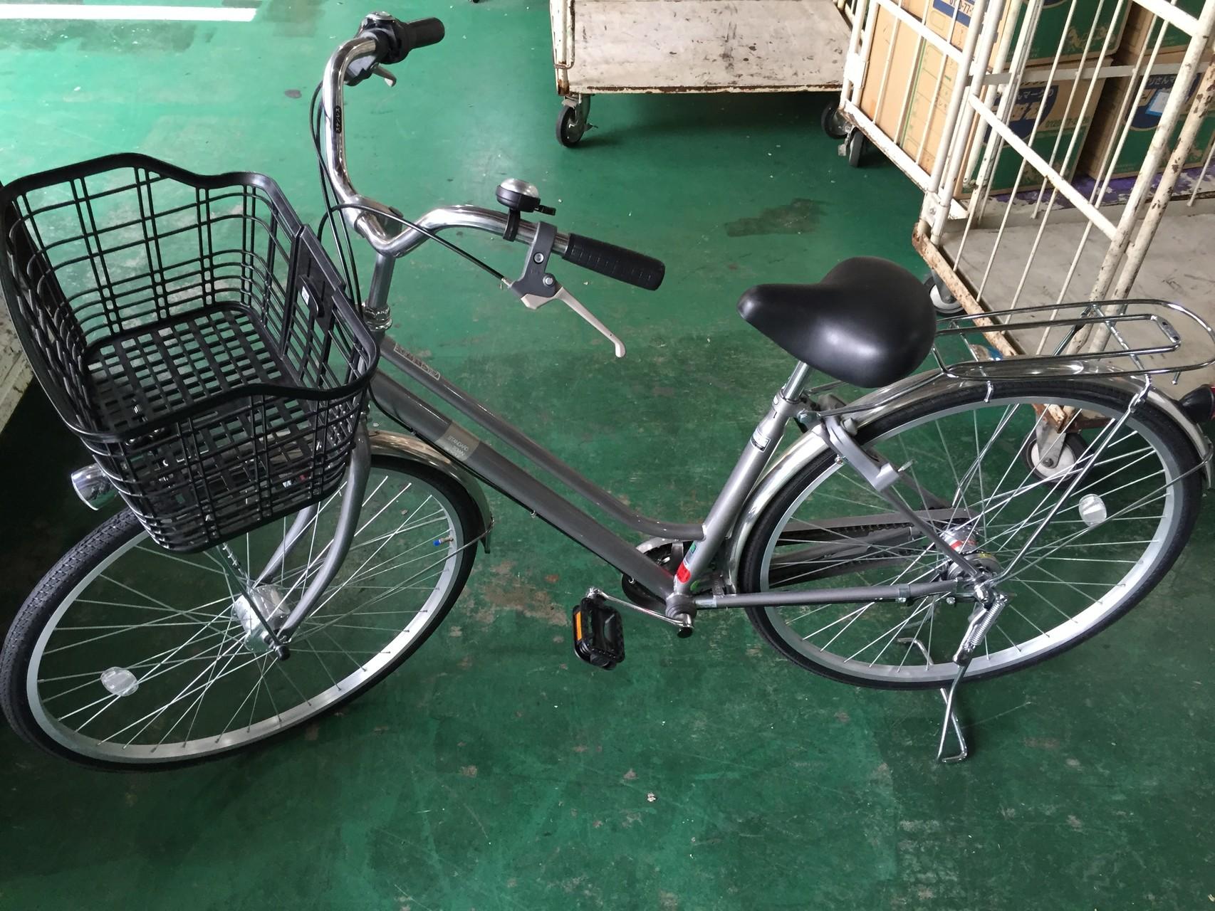 3段変速自転車
