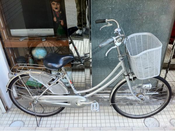 ブリジストン24インチ自転車