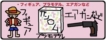 フィギュア高価買取!