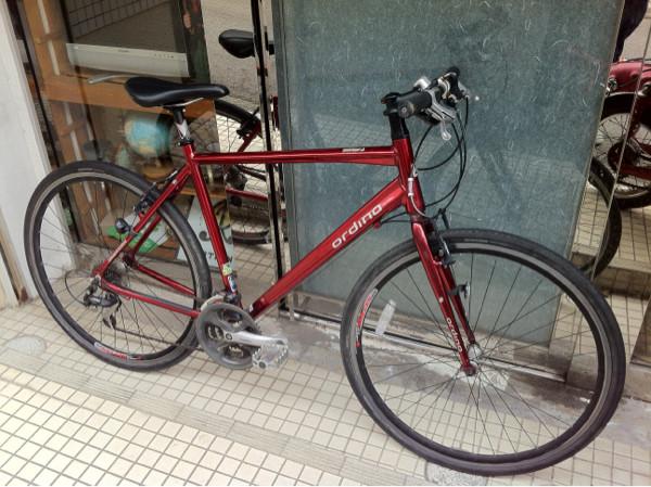 クロスバイクS7オルディナ
