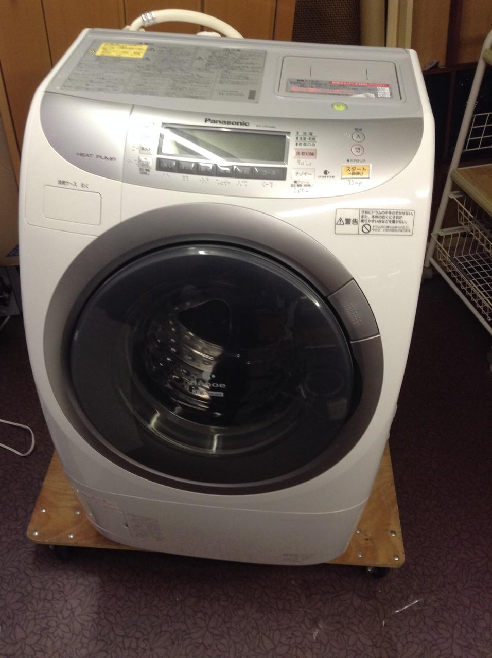 パナソニックドラム洗濯機