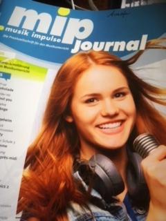 """Mein Artikel zum Thema """"Coverversionen"""" ist  im Magazin """"Musik Impulse"""" erschienen"""