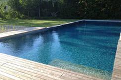 Aqua Diamante Pool reinster Sauerstoff statt Chlor