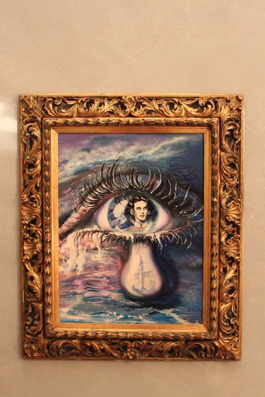 Ölbild von Ludwig II