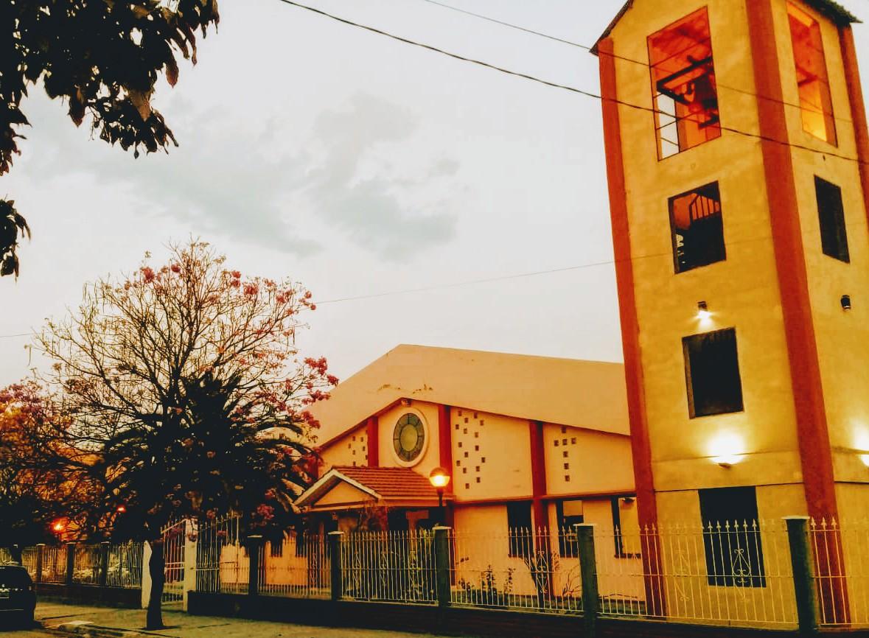 """Pquia. """"Inmaculada Concepción de María"""" - Perico"""