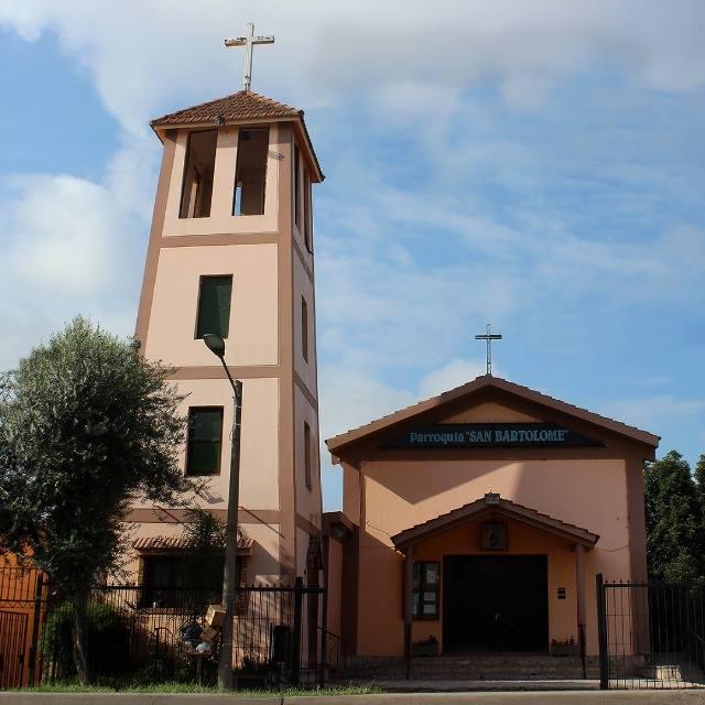 """Pquia. """"San Bartolomé"""" - Chijra"""