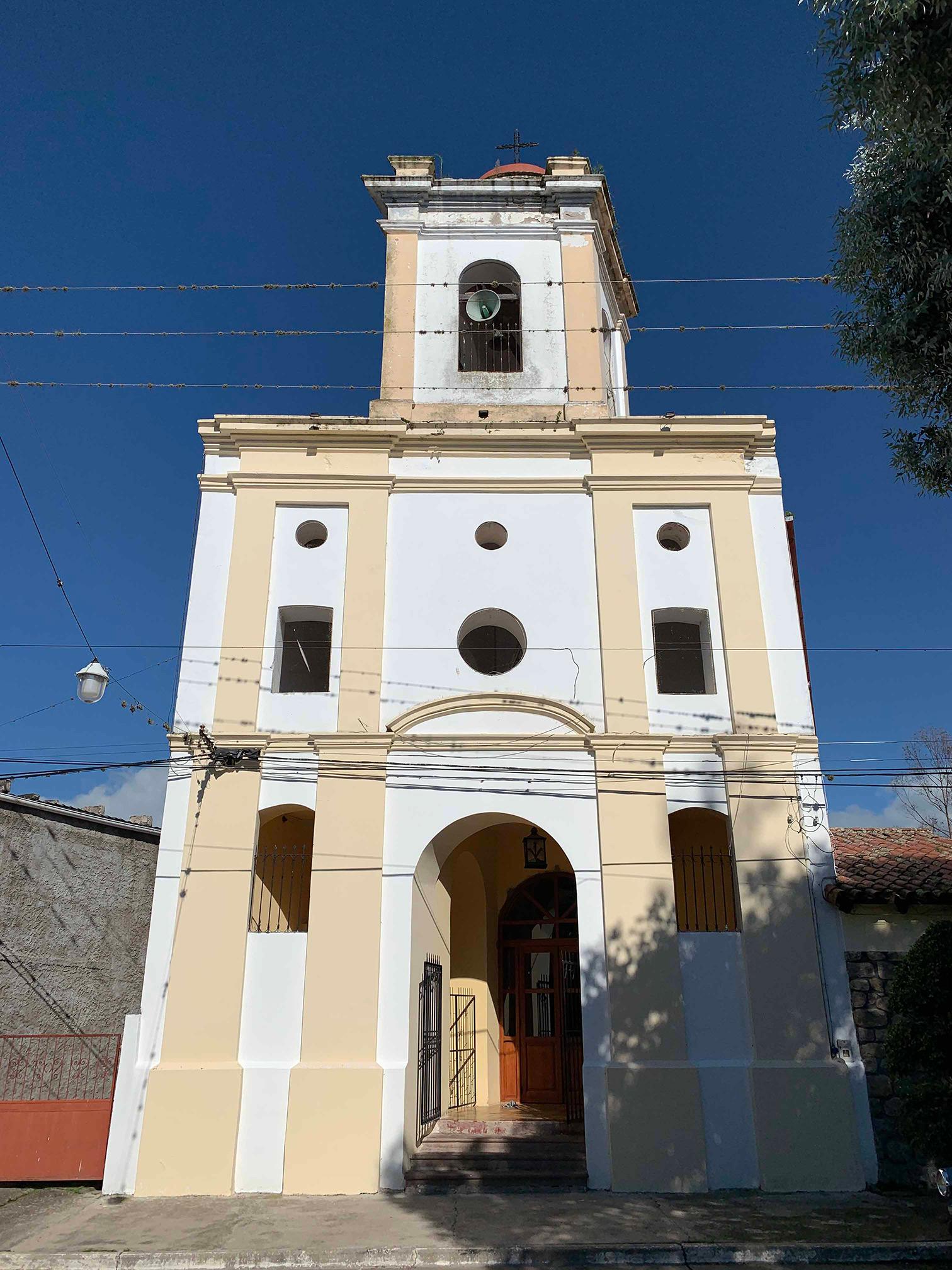 """Pquia. """"Inmaculada Concepción"""" - San Antonio"""