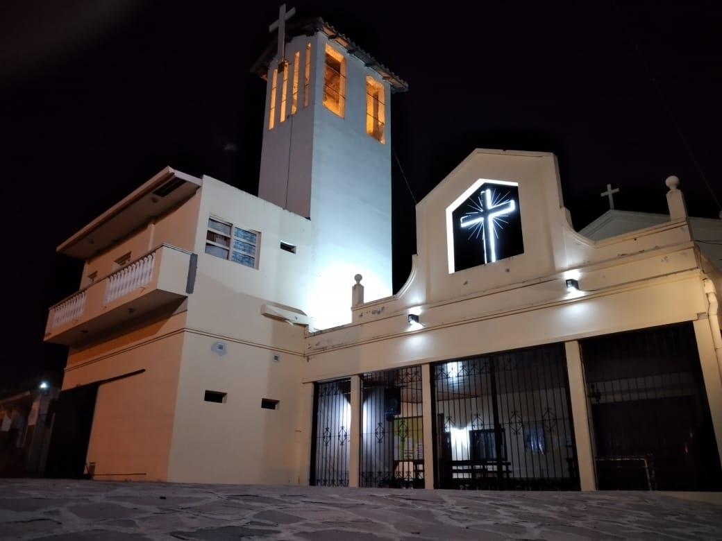 "Pquia. ""San Isidro Labrador"" - Monterrico"
