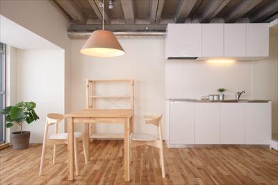 オープンキッチンとクローズドキッチンの特徴