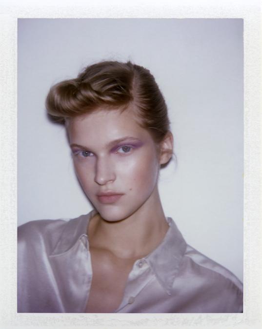 Photographer Mathieu Rainaud Hair Nelson Stylist Livia Makeup Amelie Moutia