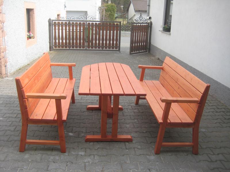 Garten-Sitzgarnitur