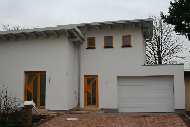 Neubau Fenster und Türen