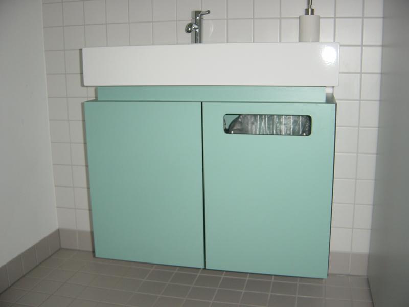 Waschtisch-Unterschrank nach Kundenvorgabe