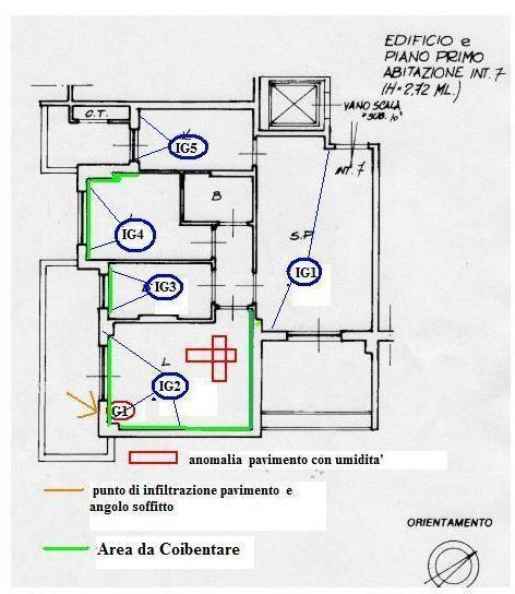 Muffa umidita condense chech up con soluzione tecnica - Muffa sui muri esterni ...