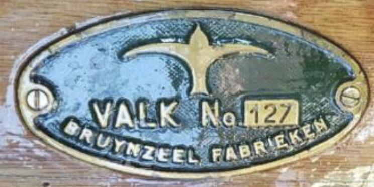Bouwnummer 127 (Valk 42)