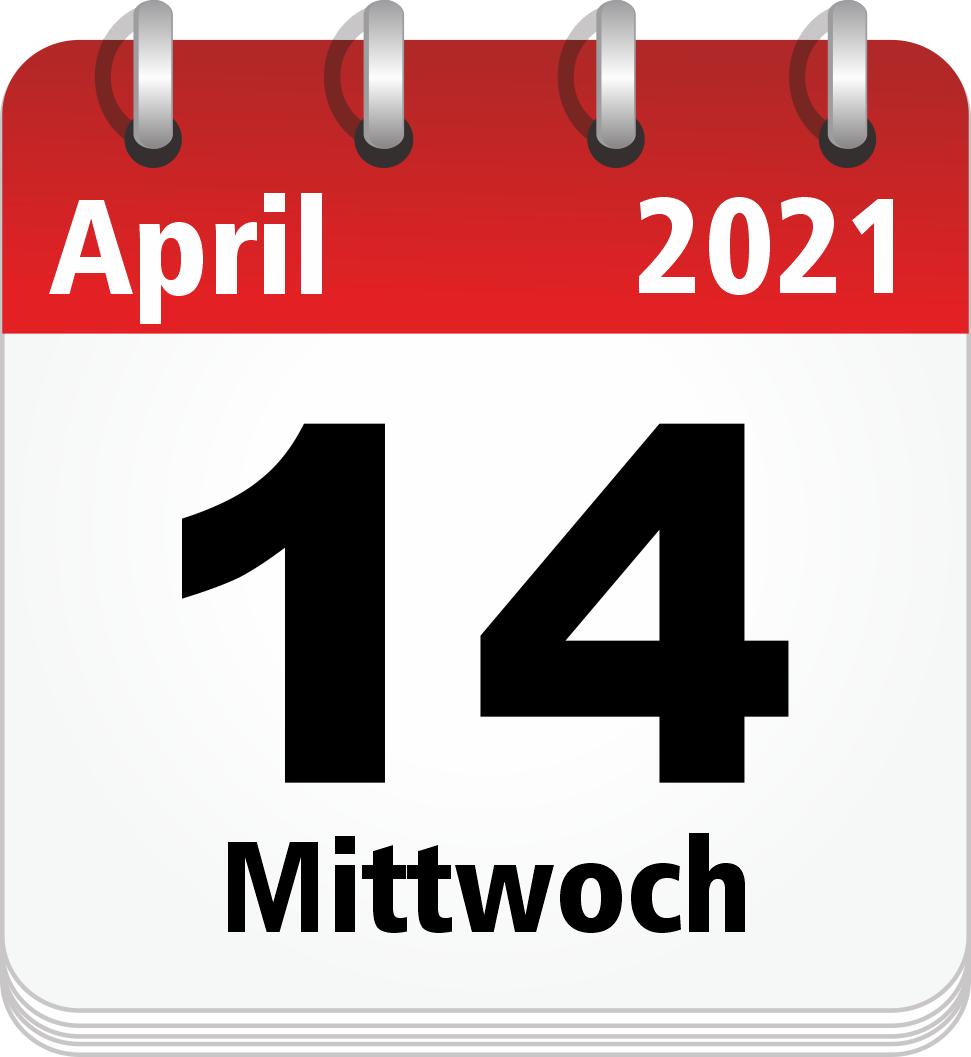Ein wichtiges Datum!
