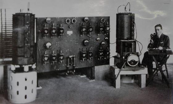 RADIO MARCONI A CHELMSFORD