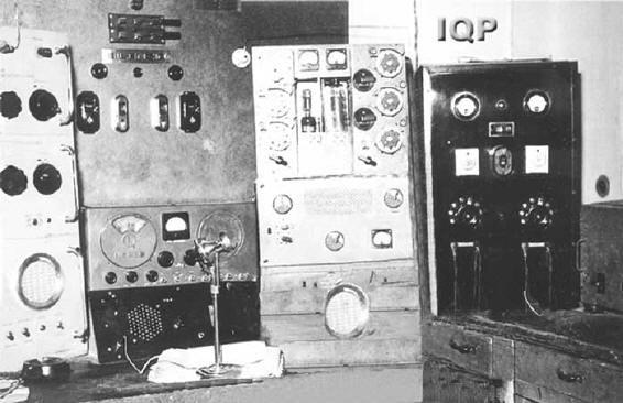 IQP - SAN BENEDETTO RADIO – 1950