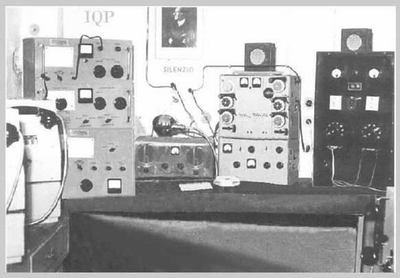 LA RADIOCOSTIERA SAMBENEDETTESE - 1950