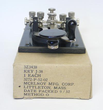 MCELROY J38