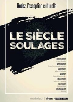 Le Siècle Soulage à Rodez 2019