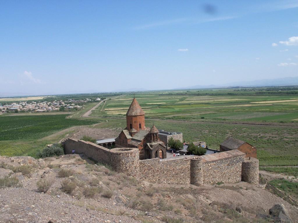 Monastery of Khor Virap