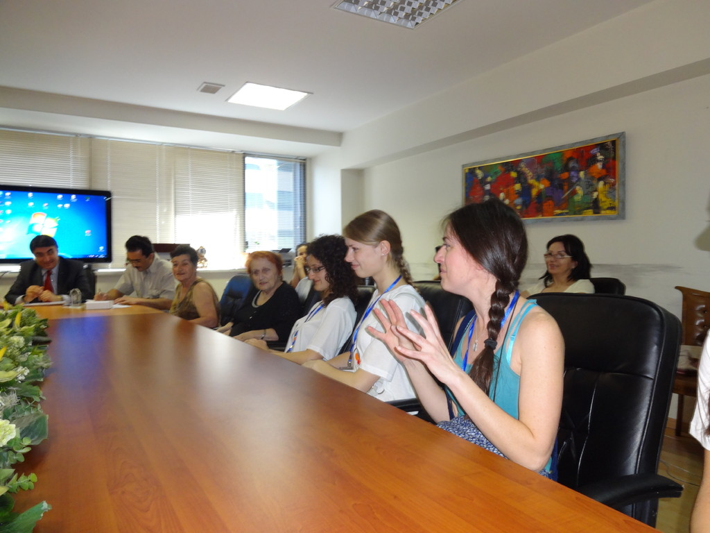 Telling our impressions about Armenia