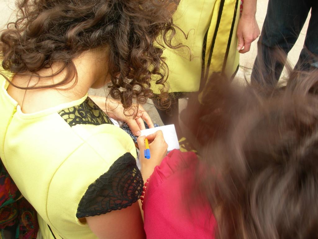 Pirmieji autografai