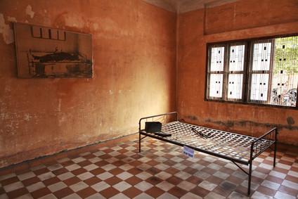 Kambodschanisches Gefängnis in Pailin