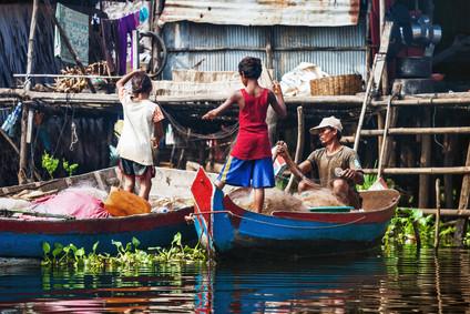 in Kampong Speu