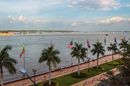 Mekong in Kandal