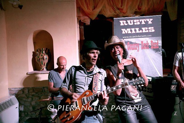 Ricky Ferranti and Sherrita Duran