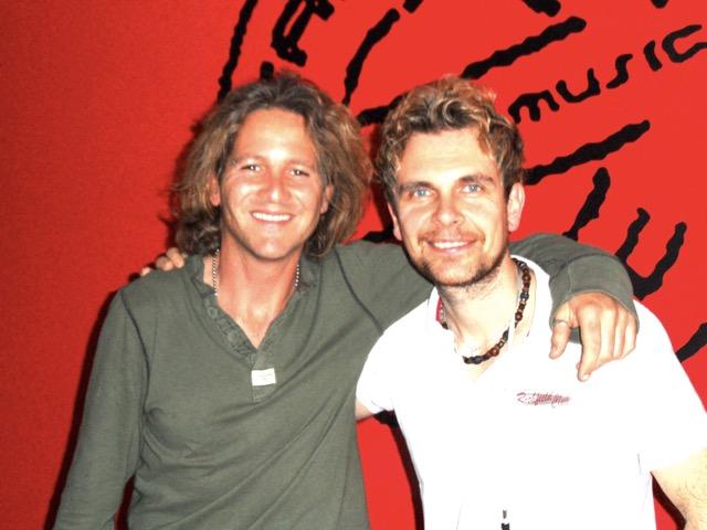 Ricky Ferranti and Josh Zighetti