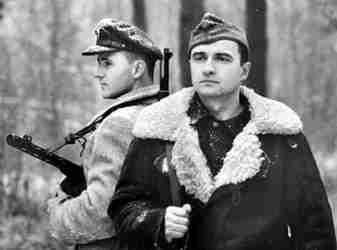 Українська повстанська армія  - УПА, вояки ,  бандерівці