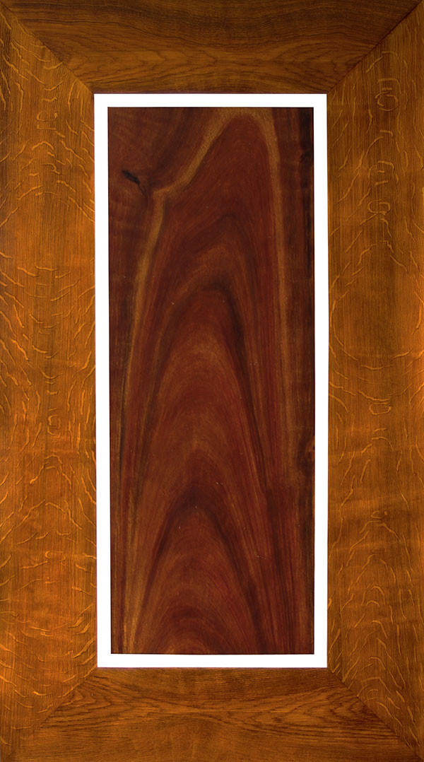 Bois murmure de plume for Peinture porte bois