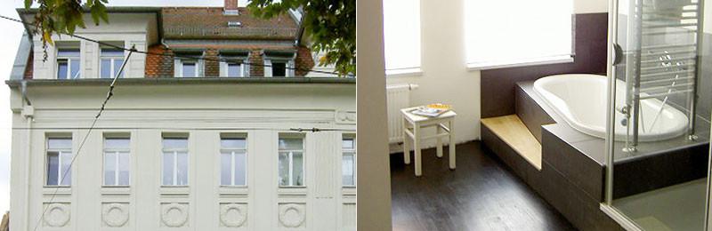 Wohnhaus, Leipzig Gohlis