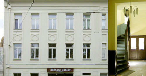 Wohnhaus / Leipzig Gohlis