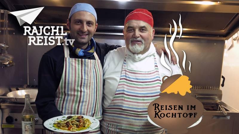 Italien: Zweierlei Pasta von der Amalfiküste