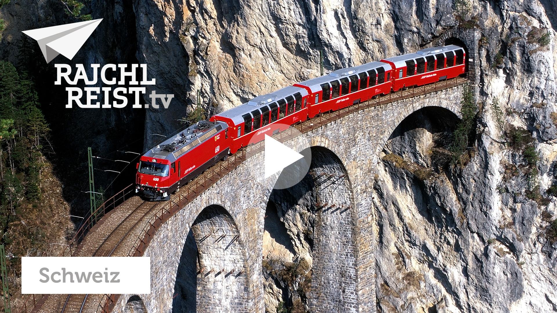 Schweiz: Mit dem langsamsten Schnellzug zum Matterhorn
