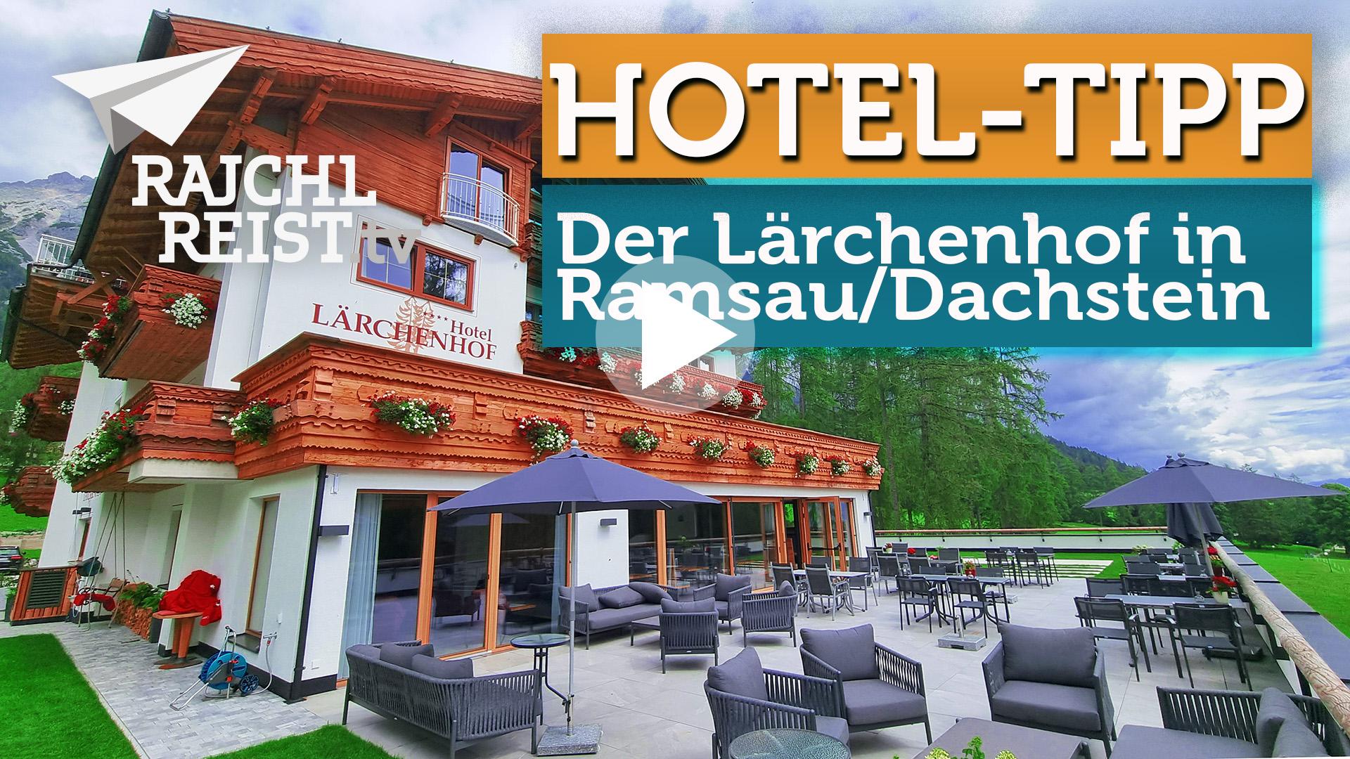 Lärchenhof: Geheimtipp im Wanderparadies Ramsau/Dachstein