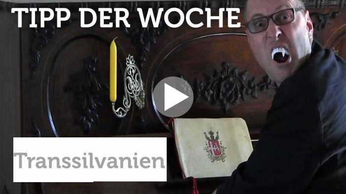 Transsilvanien: Halloween im echten Dracula-Hotel