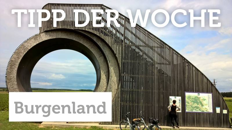 Südburgenland: Mit dem E-Bike ins Paradies