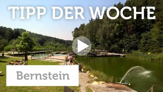 Bade-Versteck im Südburgenland