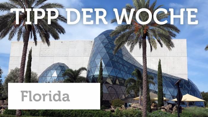 Florida: Baden mit Dali